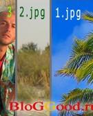 Смена картинки в шапке сайта. Эффекты для сайта