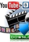 Как скачать видео с YouTube, Vkontakte, facebook
