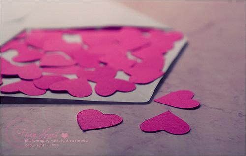 Идея подарка на День св. Валентина.