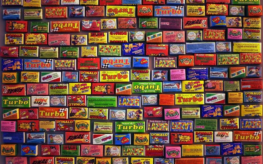 изображение популярных жвачек детства