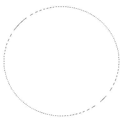 Как нарисовать стеклянный шар в фотошопе