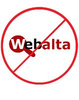 Как удалить поисковую систему  Webalta (вебалт) с браузера/компьютера