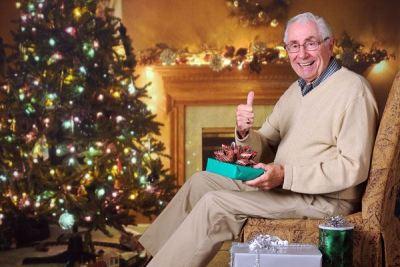 Что можно подарить на Новый Год дедушке?
