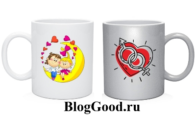 Кружка-Валентинка