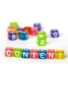 Что такое контент сайта?
