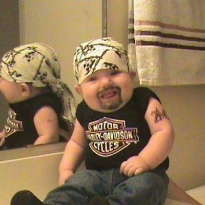 Самые смешные дети - фото