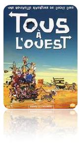 Путешествие на запад (Tous a l'Ouest - Une aventure de Lucky Luke)