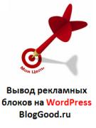 Как вывести рекламу AdSense или Директ в любом месте статьи на Wordpress? Способ2