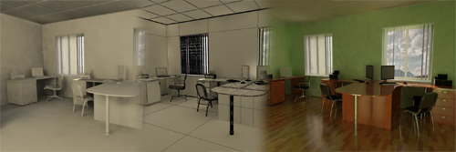 Услуги по 3d моделированию и визуализации