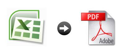 Как преобразовать Excel в PDF или PDF в Excel