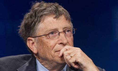 11 советов Билла Гейтса молодым людям