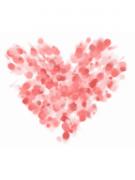 Прикольное анимированное сердечко на день святого Валентина