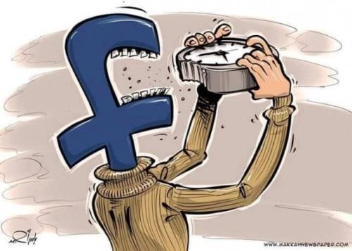 Правдивые картинки о нашей привязанности к технологиям
