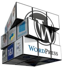 Изменения порядка пунктов меню в админке WordPress