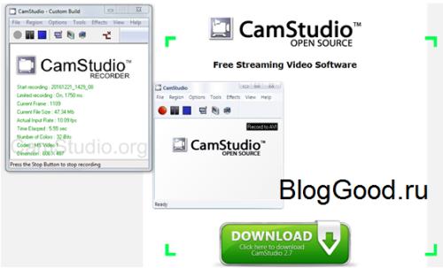 Топ-5 лучших программ для записи видео с экрана компьютера