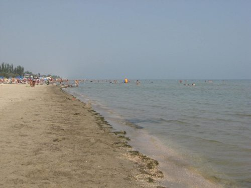 фото пляжа Генгорки