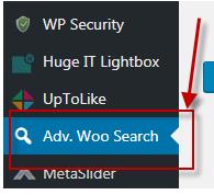 Поиск товара woocommerce – плагин «Advanced Woo Search»